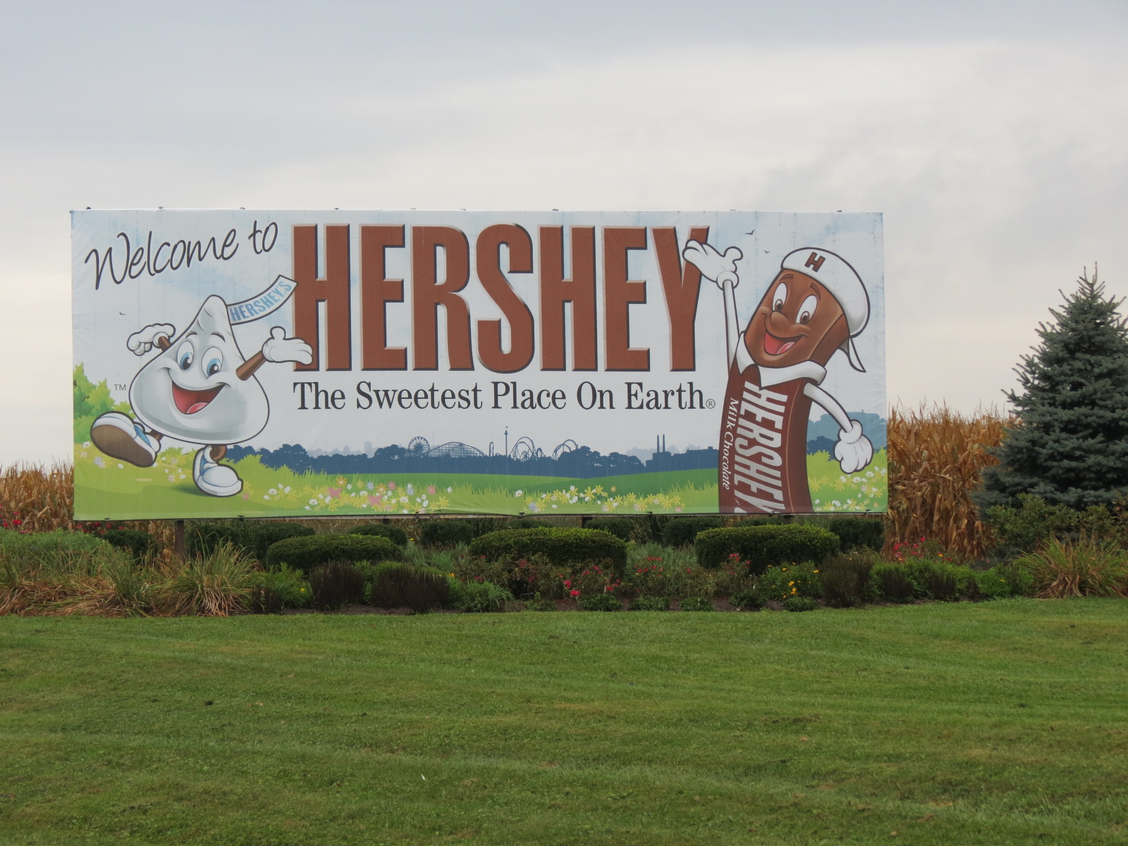 Hershery PA
