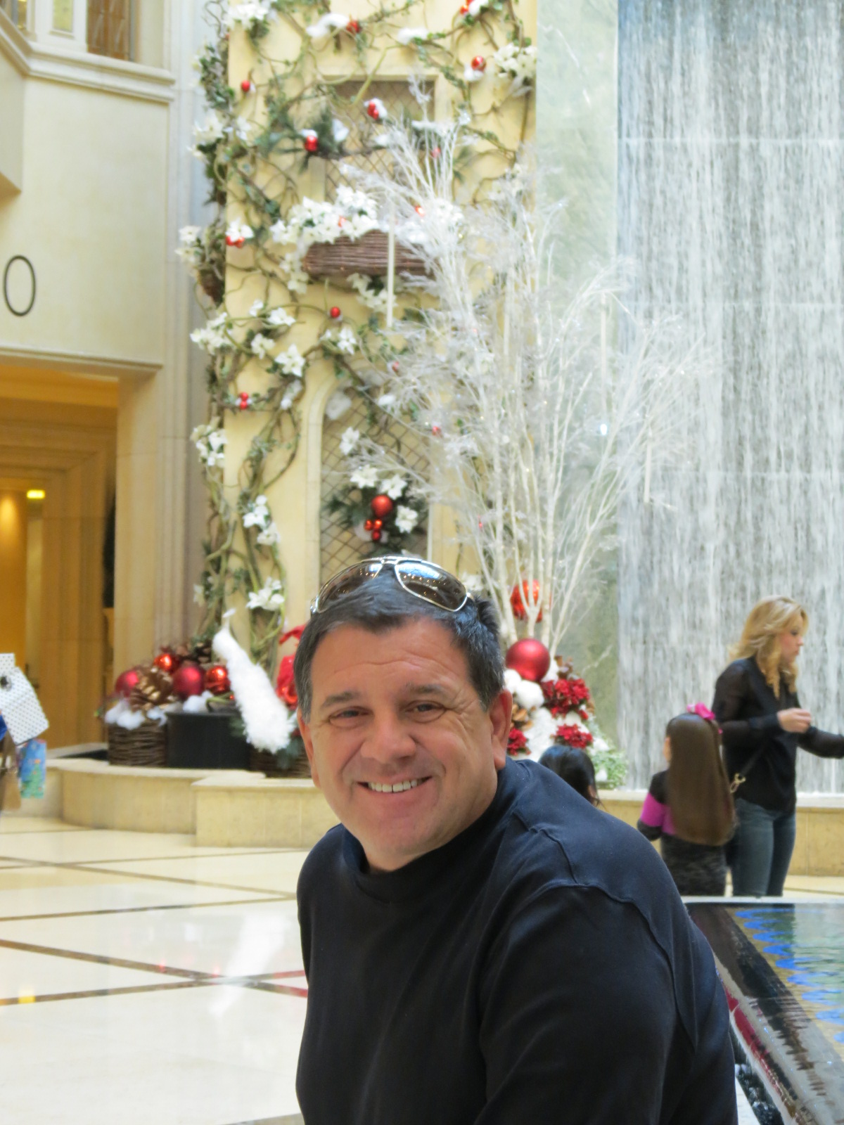 My Honey in the Venetian.