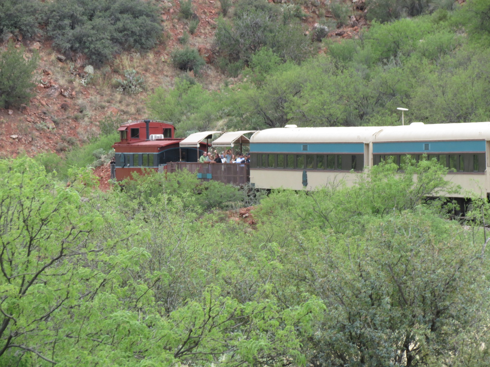 Verde Canyon Train 034