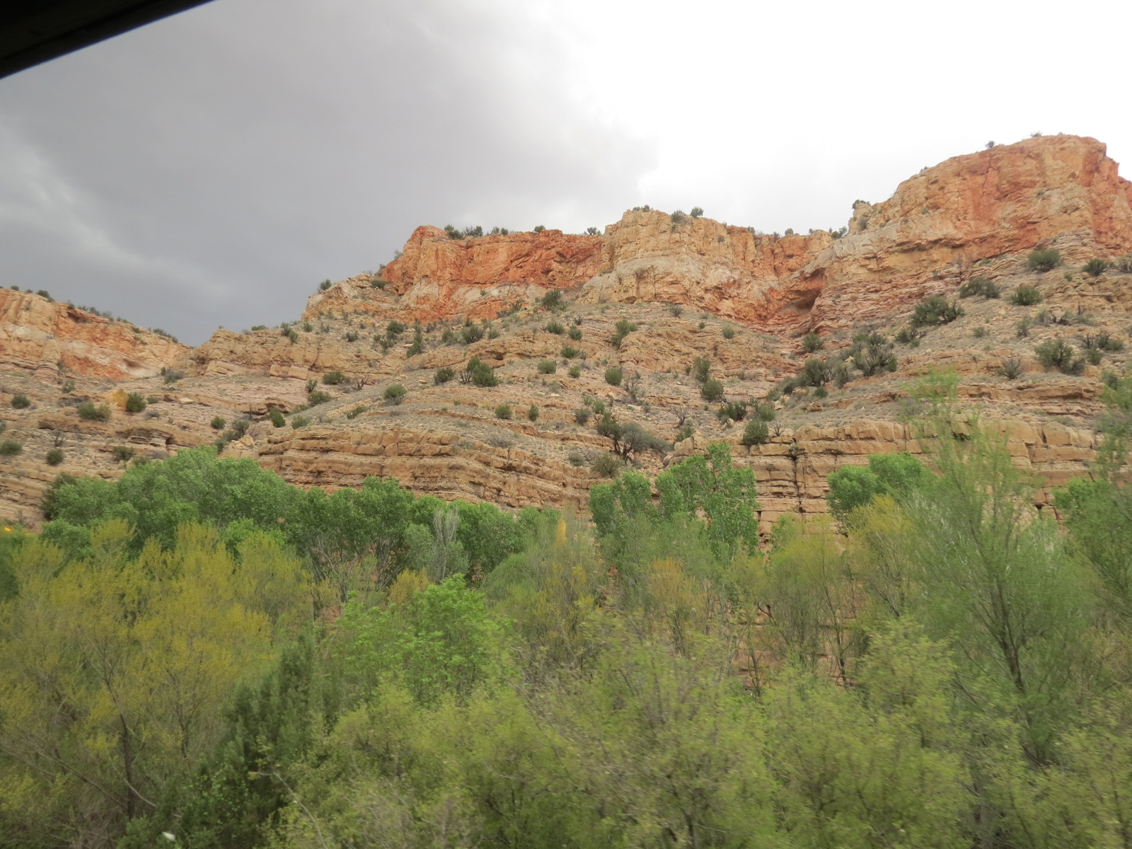 Verde Canyon Train 110