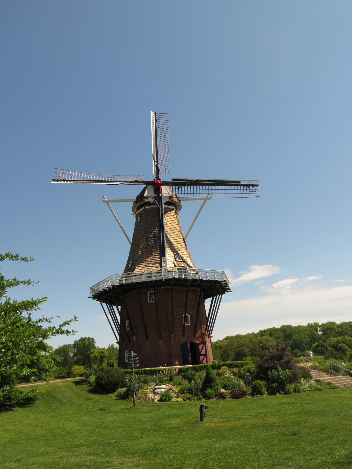 Working Windmill, Holland MI
