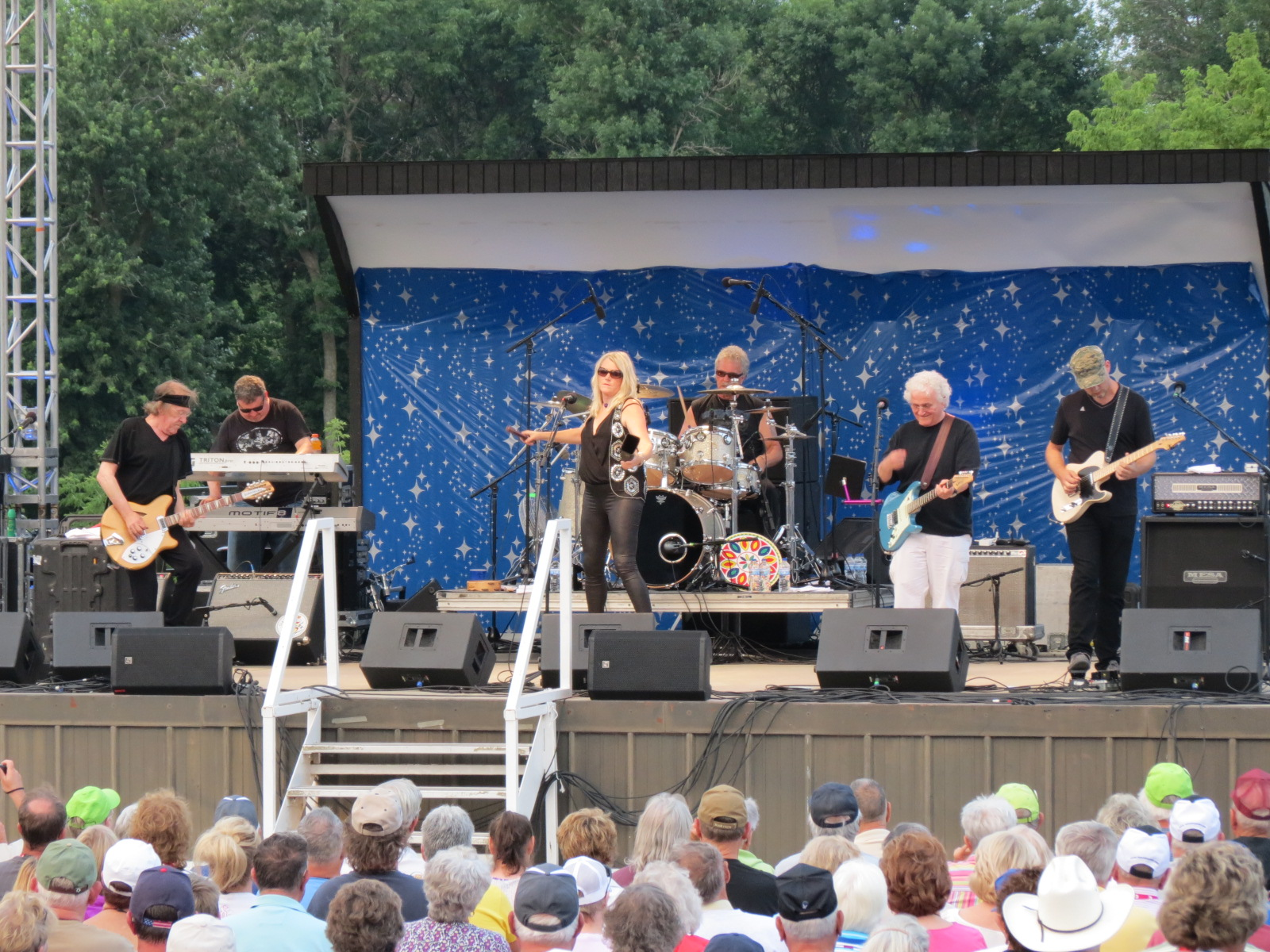 Jefferson Starship, Winnebago Rally