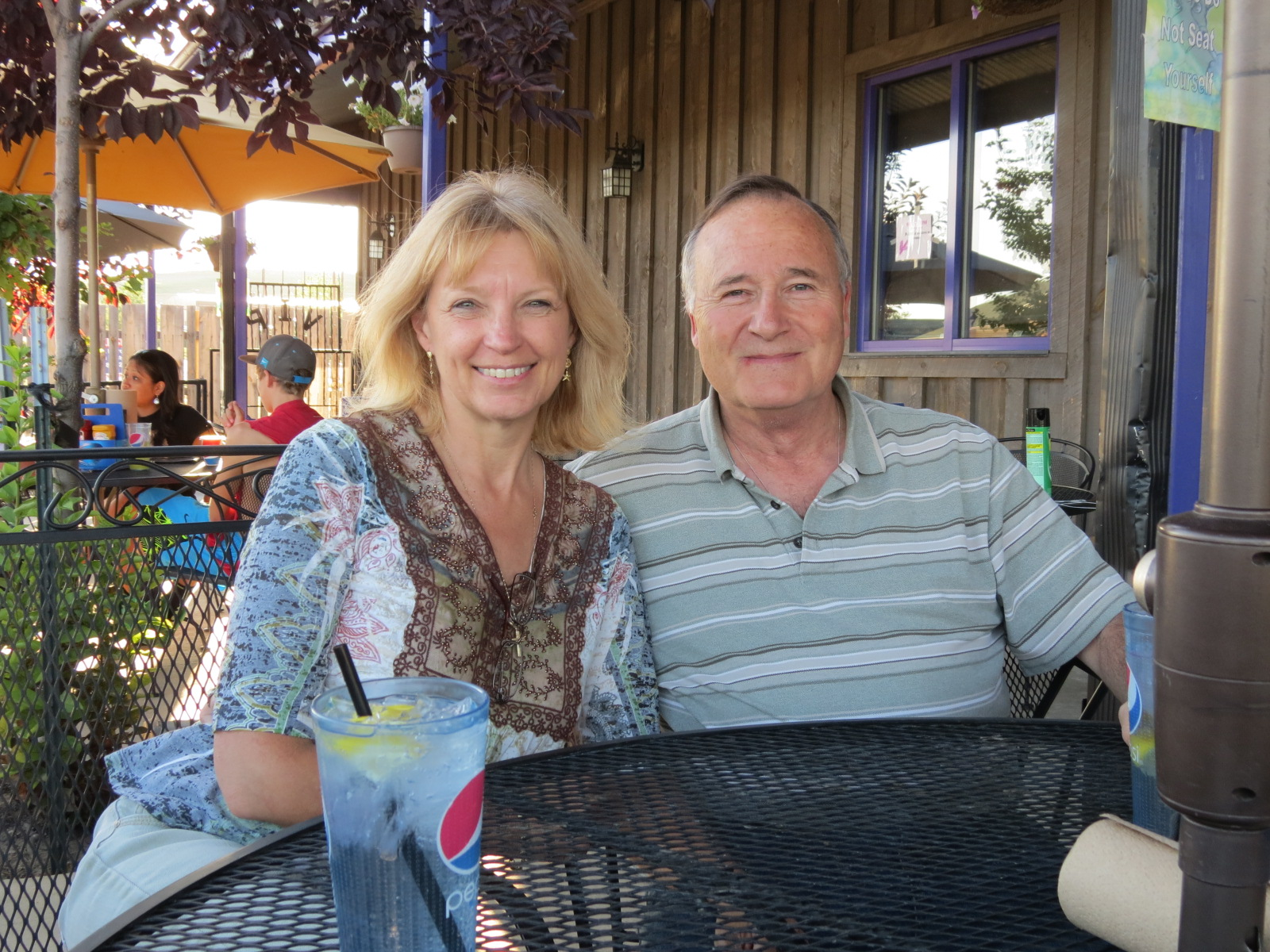 Susan & Jack in Gillette WY